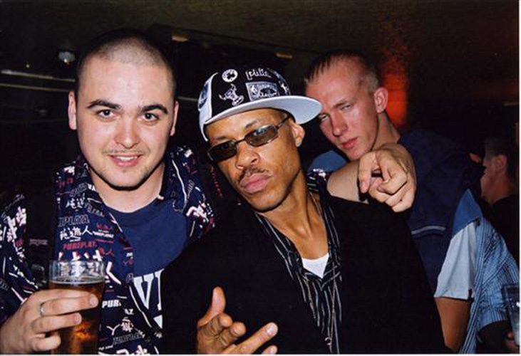 7. Beat Butcha. What can we say, we have a soft spot for struggle UK hip-hop producers like this guy on the left.
