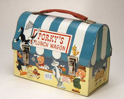 """Porky's Lunch Wagon"" by Thermos, 1959"