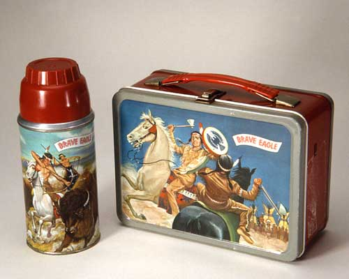 """Brave Eagle"" by Thermos, 1957"