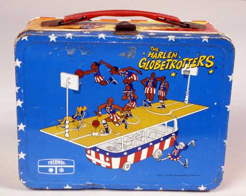 """The Harlem Globetrotters"" by Thermos, 1971"