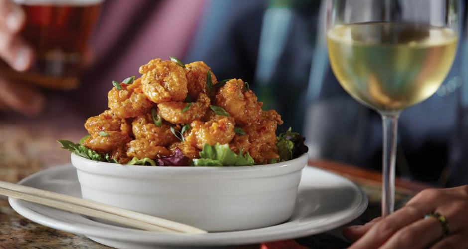 Bang Bang Shrimp at Bonefish Grille