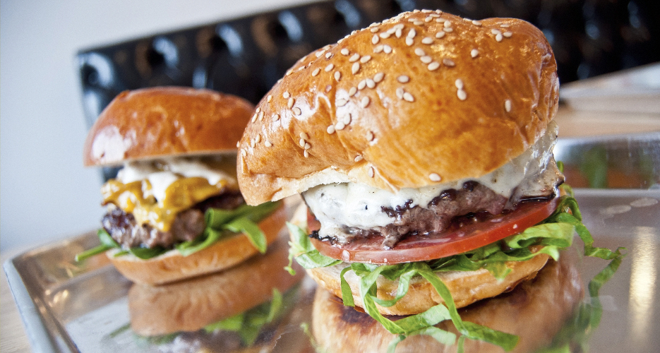 Every style of burger hits at Daps Feltman.
