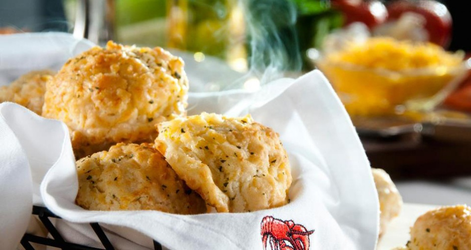 Cheese Biscuits at Red Lobster