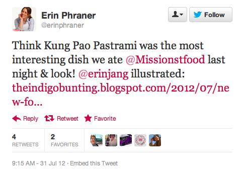 Endorsement #18: Erin Phraner, associate food editor at Good Housekeeping