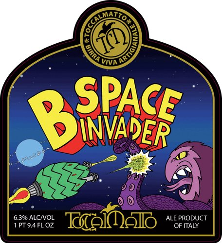 Now if only they would actually release a beer-themed version of Space Invader… Source