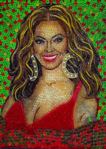 Beyonce. Christiam Ramos.