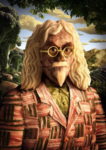 Billy Connolly. Carl Warner.