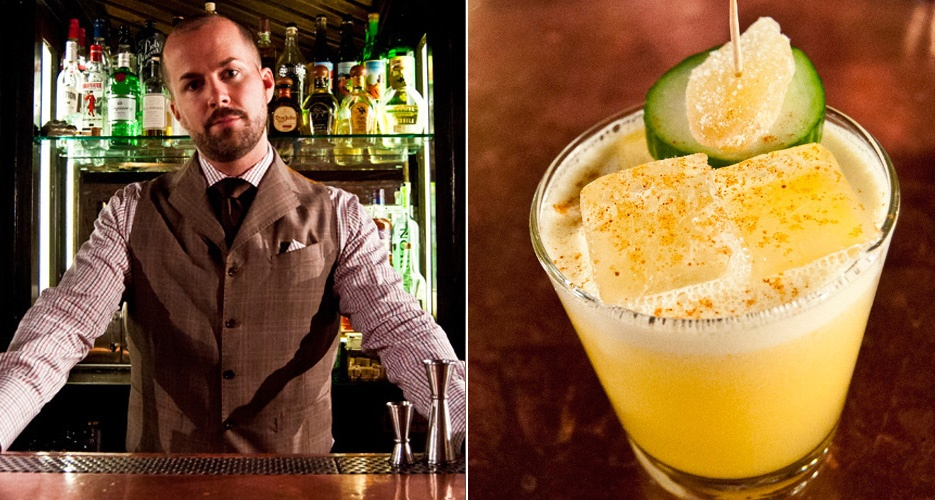 """Jim Meehan, of PDT, on how to appreciate a cocktail: """"I've always said cocktails are not a vehicle to get drunk, although they are intoxicating. You're getting a flavor experience in the same way that you do when you're eating at, say, Gramercy Tavern. You're not eating to get full, you're eating to see what the chef is doing."""""""
