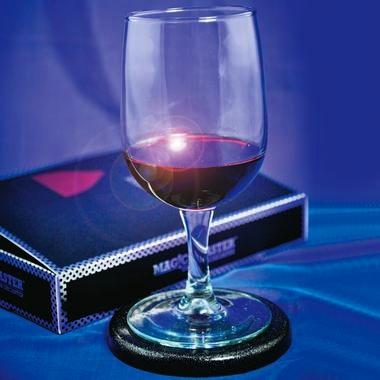 """Turn your Charles Shaw into a Grand Cru Burgundy with the Magic Coaster, an express decanter that """"instantly ages and refines red wines."""" $24.99"""