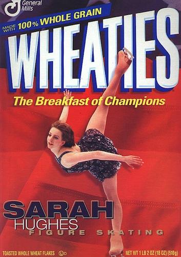 Sarah Hughes (2002).