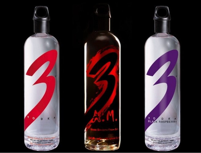 """Jermaine Dupri endorsed 3 Vodka, a soy-based spirit with no carbohydrates. Much like Mike """"The Situation"""" Sorrentino's protein-laced Devotion Vodka, it tanked—turns out no one is trying to get healthy in the club."""