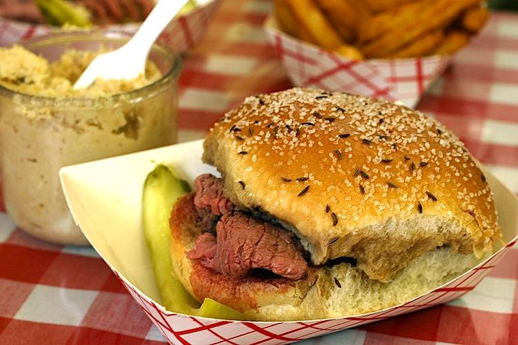 Beef on weck (photo: flickr/nickgraywfu)