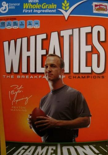 Peyton Manning (2012).