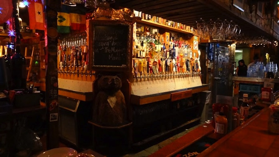 The Great Lost Bear in Portland, Maine