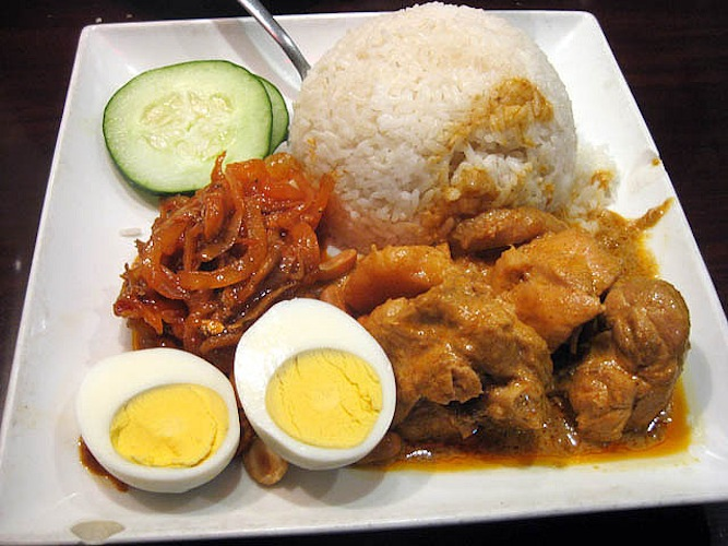 Nasi Lemak (photo: flickr/jasonlam)