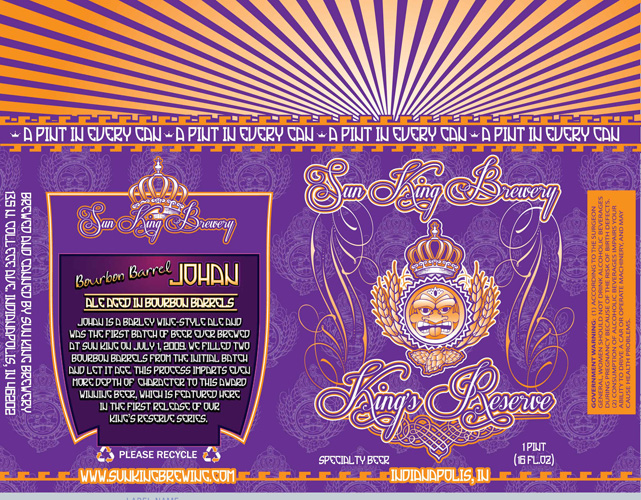 The new Sun King Brewing cans are going to be boss when they come out on January 28.