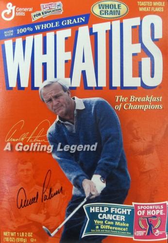 Arnold Palmer (1999)