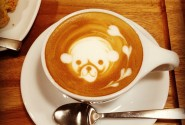 Cappuccino bears rule. Credit: