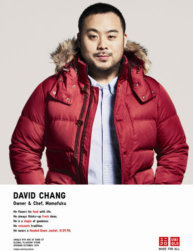 Momofuku empire builder David Chang