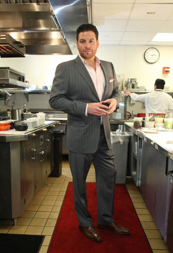 Scott Conant has a well-known