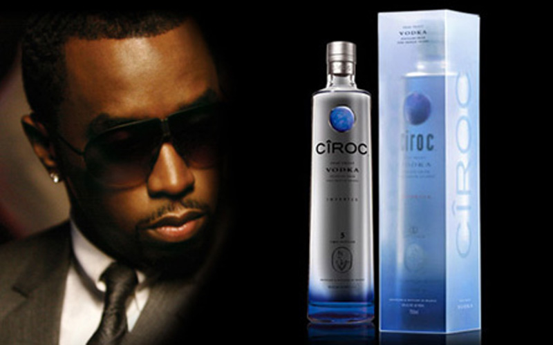 """Diddy has had huge success with Ciroc, in large part due to its strong marketing. Parent company Diageo reported that 2.1 millions cases had been sold as of December 2012. Looks like """"Ciroc Obama"""" (as Diddy now calls himself) probably has at least four more years in him."""