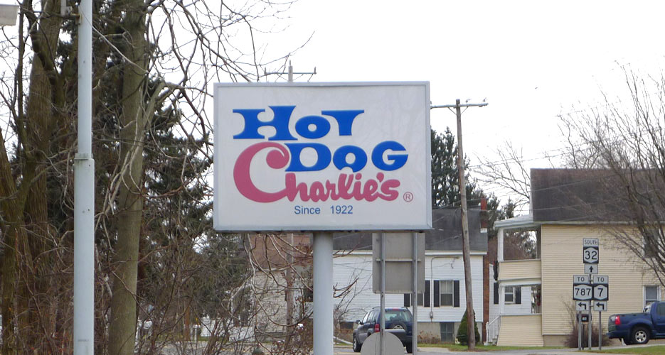 Welcome to Hot Dog Charlie's (Cohoes, NY)