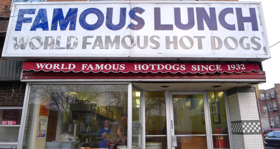 This Troy, NY institution was once called Quick Lunch—before it got famous.