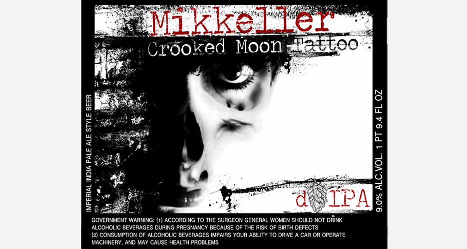 We've been trying to be discerning about the Mikkeller labels, since all are so good. This one refuses to be ignored.