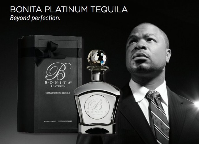 "Xzibit pimps Bonita Tequila, which he calls ""ultra-premium, artisan tequila"" in"