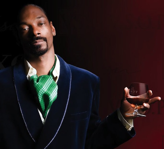 Snoop Dogg became the face of