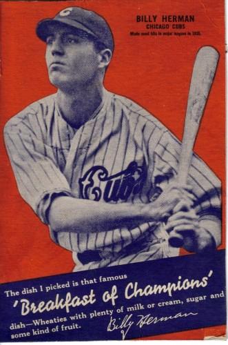 Billy Herman (1936).