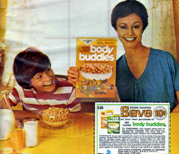 Body Buddies, 1979