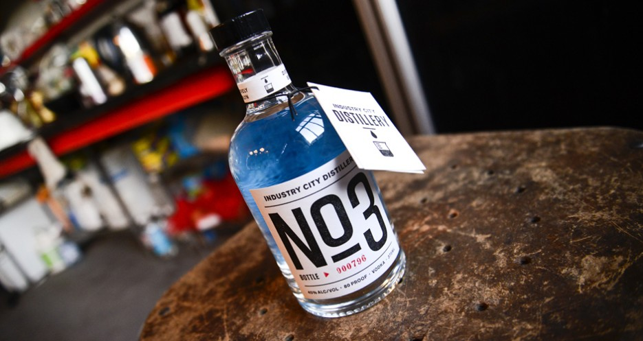 Industry City Vodka No. 3