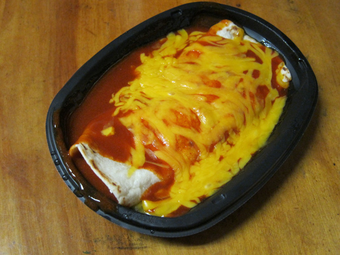 Taco Bell enchirito (photo: