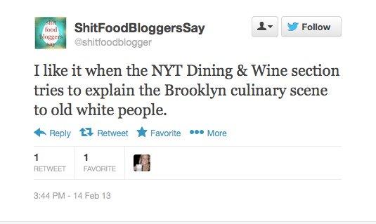 foodblogger