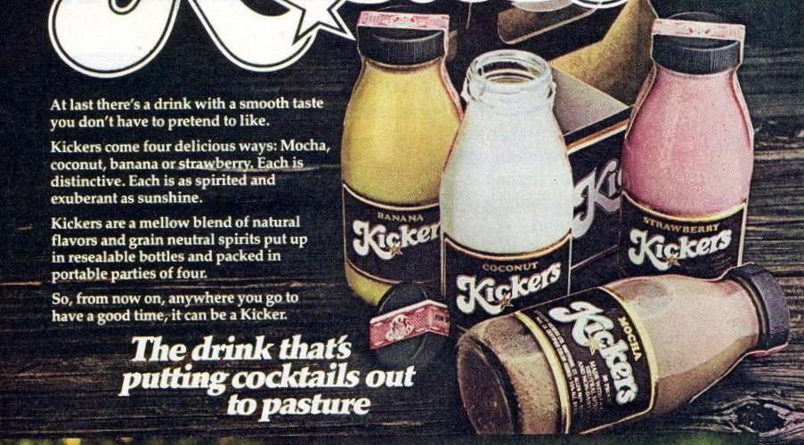 Kickers, 1976