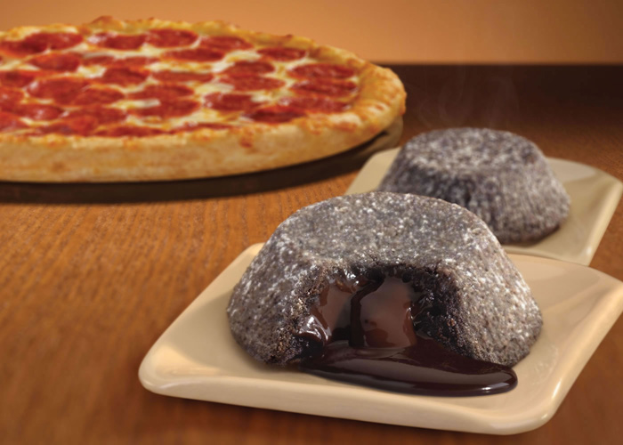 Domino's Lava Cakes (photo: Domino's)