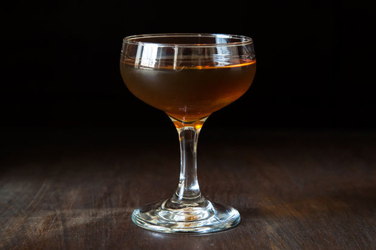 The Perfect Manhattan. When it comes to favorite cities, we'll take Manhattan. And when it comes to favorite whiskey drinks, ditto. Here's a classy drink that has never left the cocktail A-list.