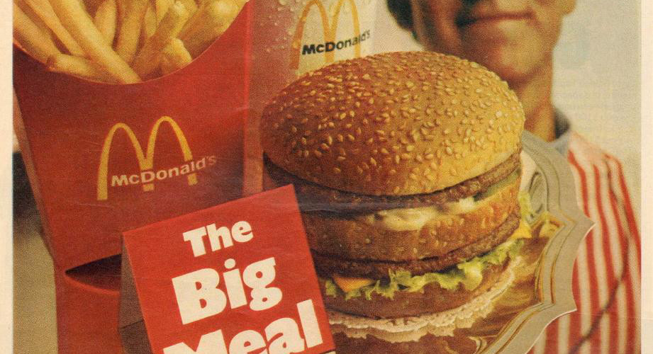 McDonald's, 1971