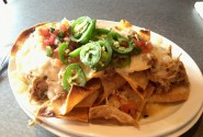 "The Best Looking Nachos Award: ""BBQ Nachos from @RaleighTimesBar made with 'cue from @ThePitBBQ #nachoweek"" by"