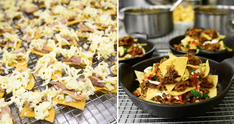 rules The Great Nacho Cook off: Alex Stupak vs. DJ Dieselboy