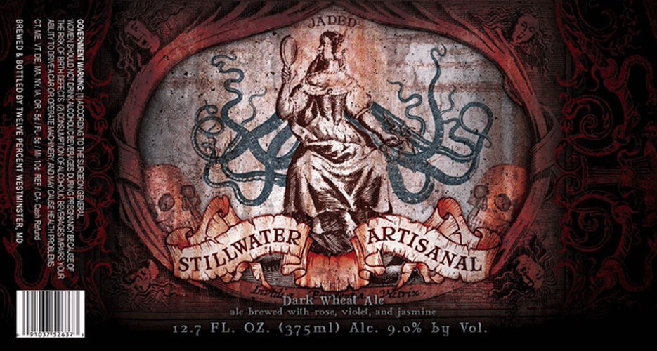 Stillwater's latest release continues the ongoing theme of eerie, mythological scenes.