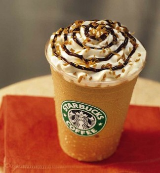Starbucks Zebra Mocha (photo: Starbucks)