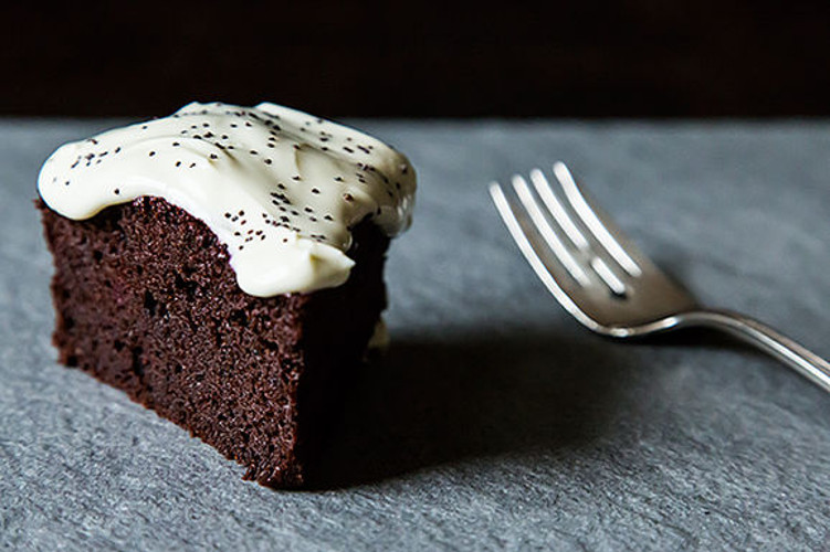 Nigel Slater's Extremely Moist Chocolate-Beet Cake. Step aside, red velvet. Turns out earthy beets are the perfect match for bittersweet chocolate and make a cake so moist, it's almost molten.