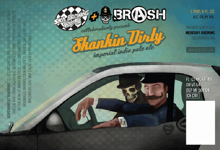 Texans (Brash Brewing) and Coloradans (Ska Brewing) ride around and get dirty. Source: Beer Pulse