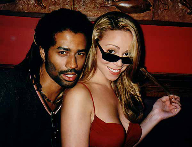 Mariah Carey at Joso's