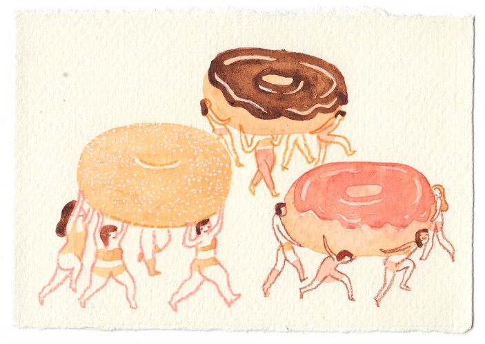 Donuts and bagels oh my!