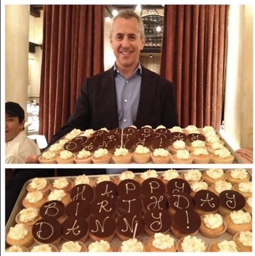 It was Danny Meyer's birthday! (Photo: @GramercyTavern)