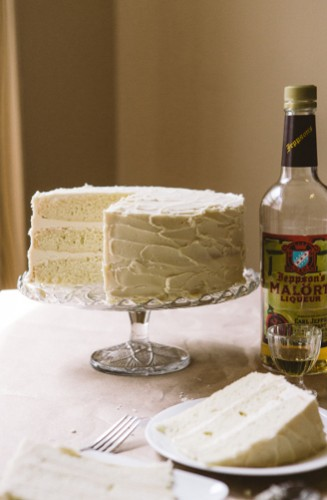 "Somehow they make a cake made out of Malört—a liquor that tastes somewhere between burning tires, cat piss, and ""white people who wear dreadlocks""—look so good."