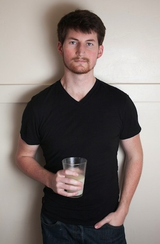 Photo: Rob Rhinehart, creator of Soylent, via The Washington Post